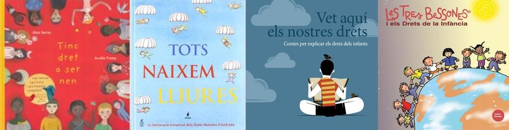 Llibres sobre els drets dels infants