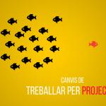 27 canvis clau per iniciar el treball per projectes