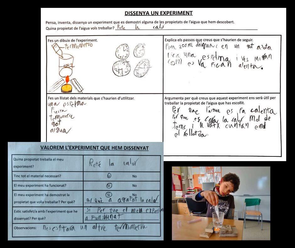 L'aprenentatge basat en projectes: avaluació competencial