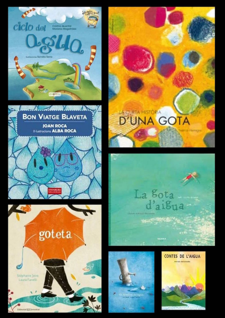 El treball per projectes: recerca, lectura, contes