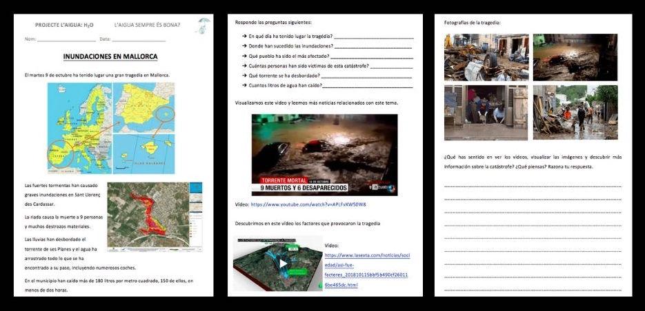 L'aprenentatge basat en projectes: contextos reals