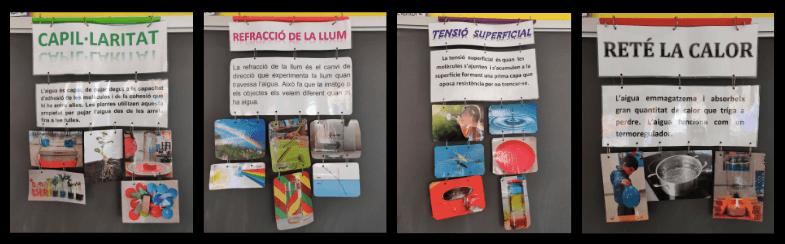 L'aprenentatge basat en projectes: maquetes, mòbils, continguts aprenentatge