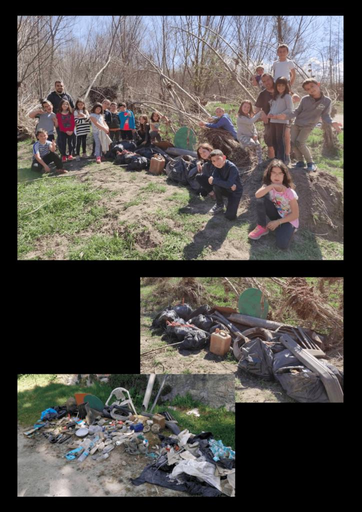 L'aprenentatge basat en projectes: sortida al riu, riu ter, inundacions, contaminació