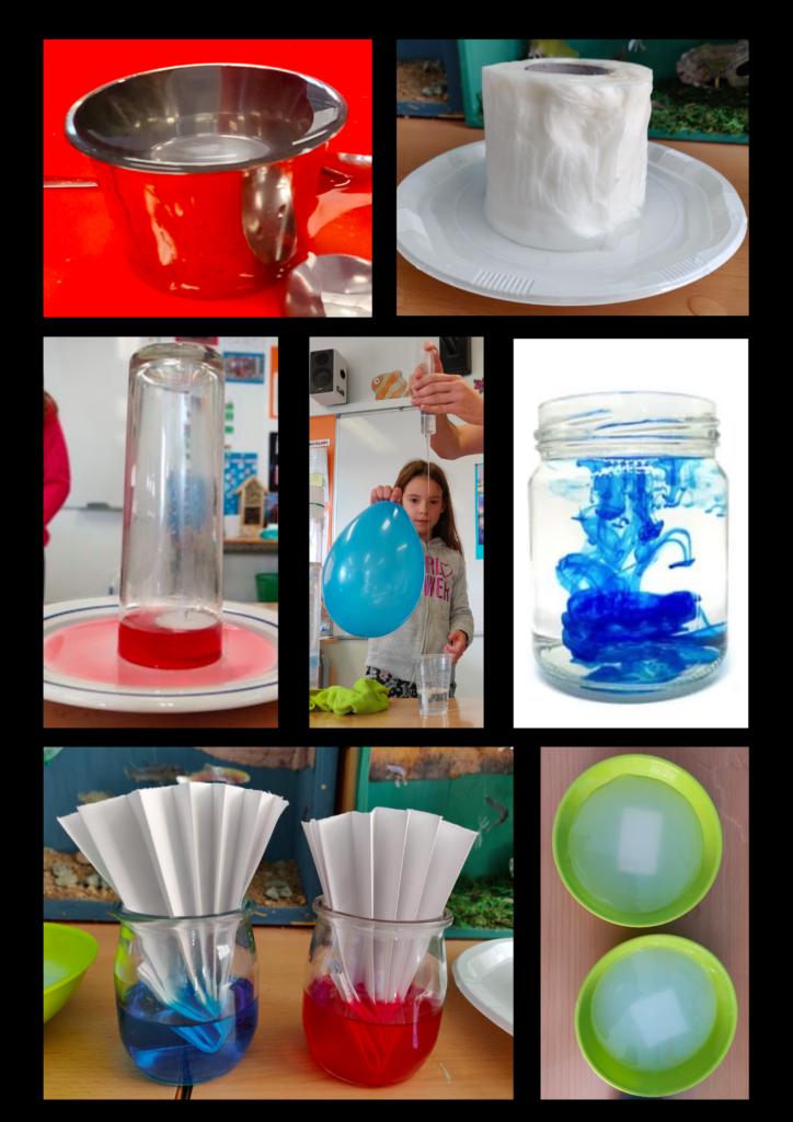 L'aprenentatge basat en projectes: experimentació, ciències, experiments