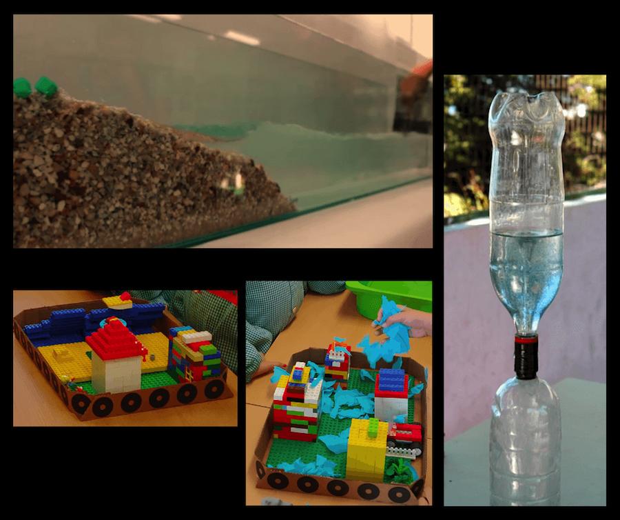El treball per projectes: experimentació, ciències, modelització