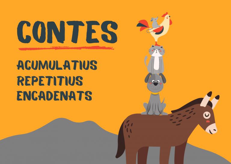 60 magnífics contes acumulatius, repetitius i encadenats