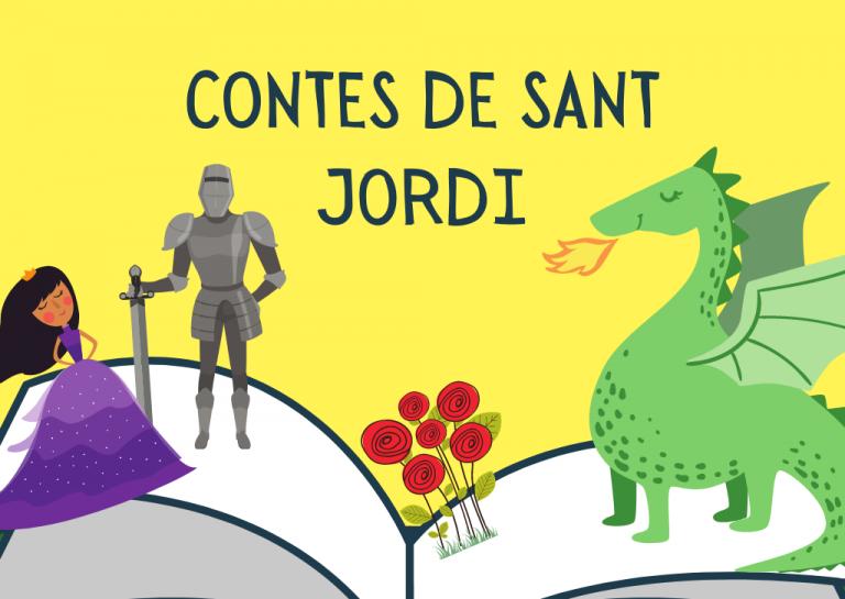 60 contes de la llegenda de Sant Jordi